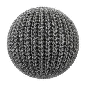 black_wool_fabric_01_render