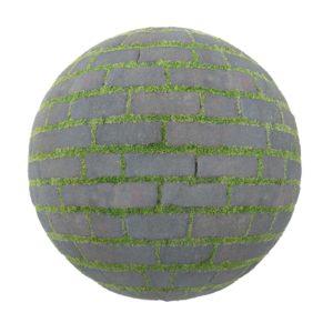 grey_brick_pavement_with_grass_render